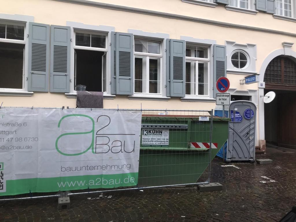Politzeipräsidium Karlsruhe-Durlach